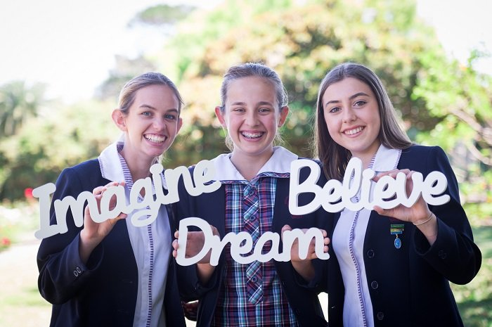 A growth mindset is helping students at Domremy Catholic College ...