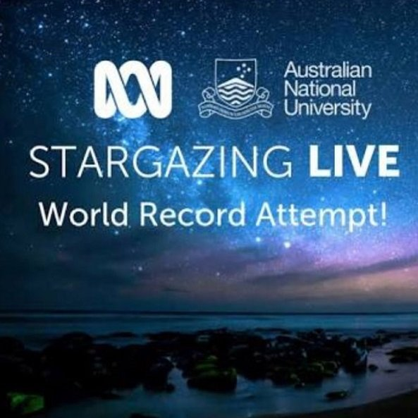 Domremy College was part of the attempt at setting a Guinness World Record for the Most People Stargazing Across Multiple Venues on Wednesday 23 May.
