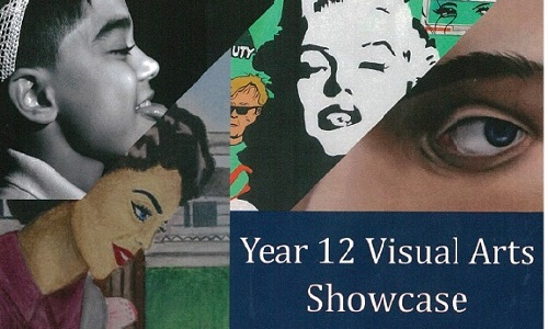 Countdown to a great evening - our Year 12 HSC Visual Arts Showcase - Thursday 29 August 2018, 5-7pm