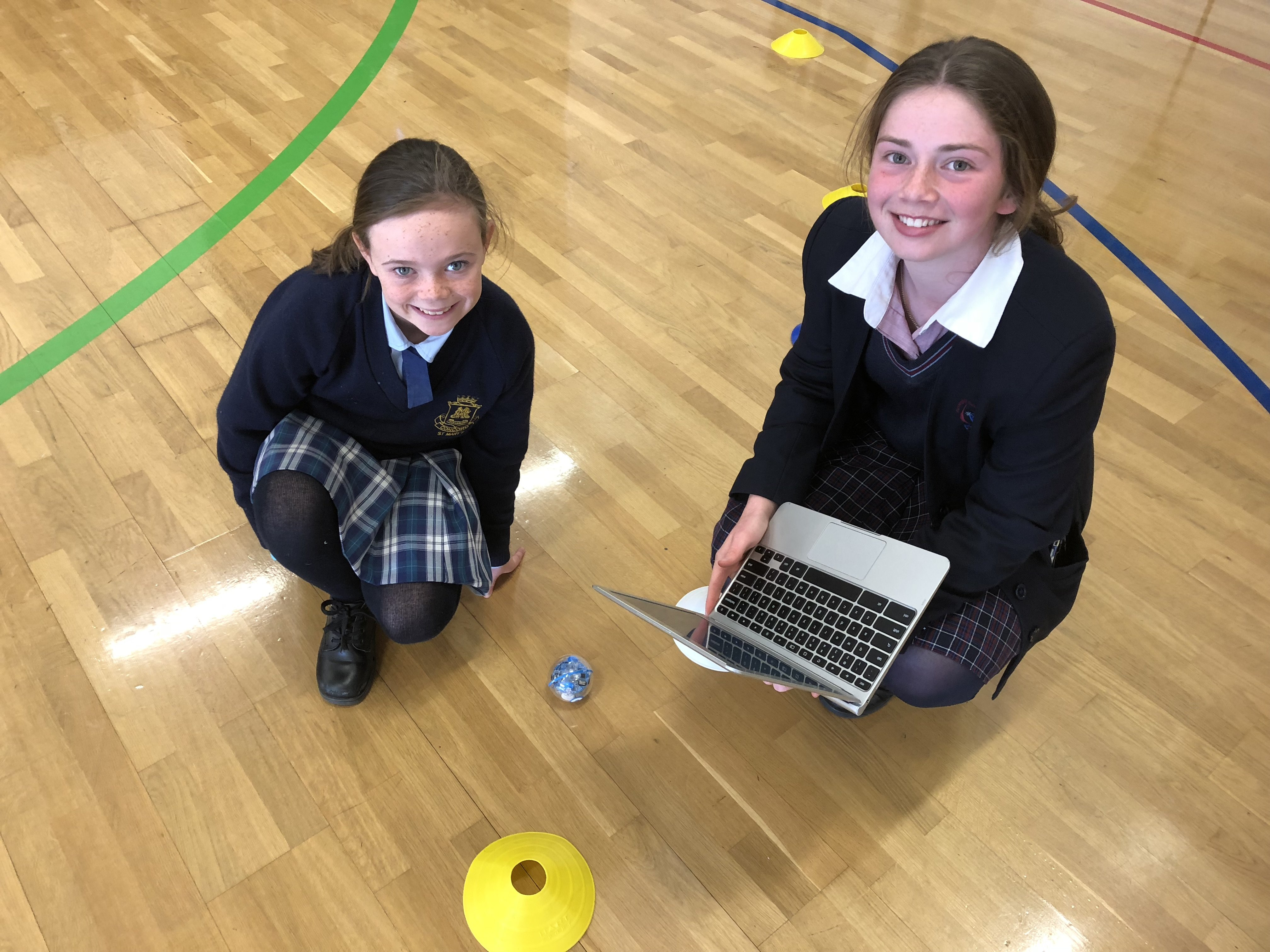 Domremy students and teachers hosted a fun and instructive STEM Robotics day for primary feeder school students on 20 August.