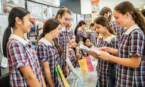 """The overarching aim of the program is to provide each young person with the opportunity to fulfil their potential and to utilise the wonderful gifts that God has given them,"" said Dr Dan White, Executive Director of Sydney Catholic Schools, who initiated the Newman program."