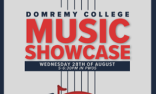 Join us for our HSC Music Showcase on Wednesday 28 August 2019 5.00pm - 6.30pm.